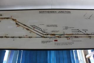 Northenden Junction Diagram