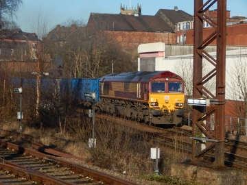 Wigan Station Junction